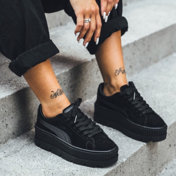 outlet store 8a82c ca13b Puma x Fenty cleated creeper